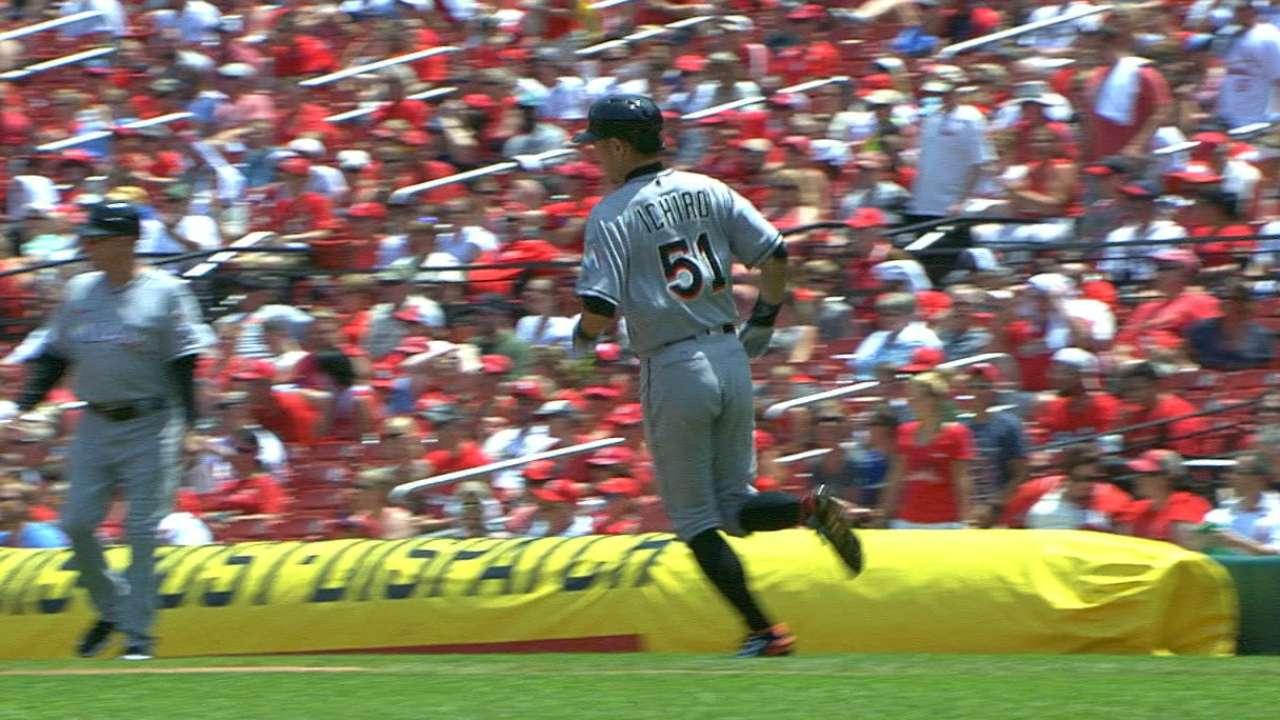 Ichiro inches closer to 3,000