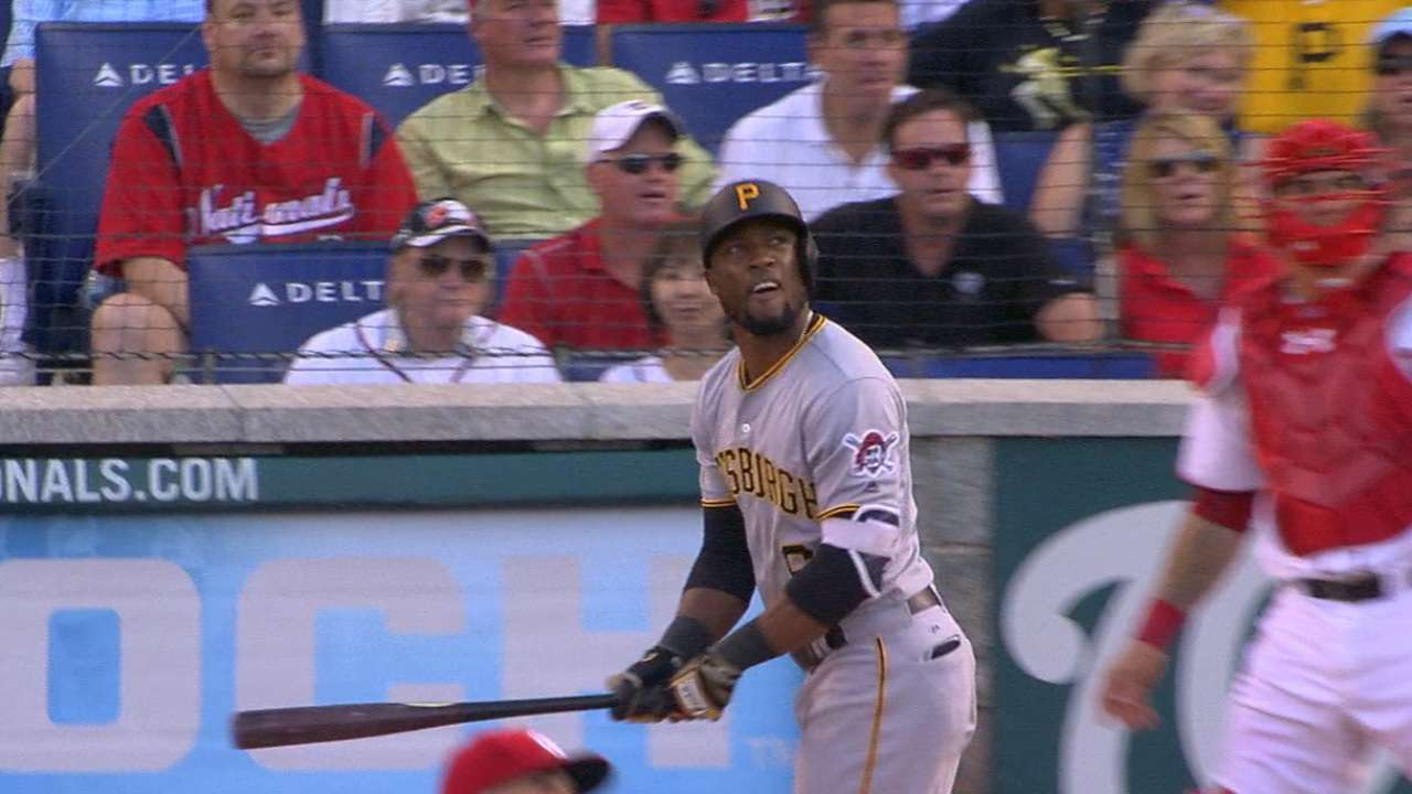 Must C: Marte's go-ahead homer
