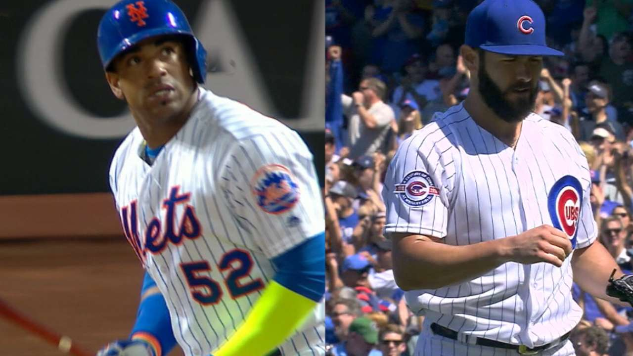 Sweep revenge? Mets-Cubs clash resumes