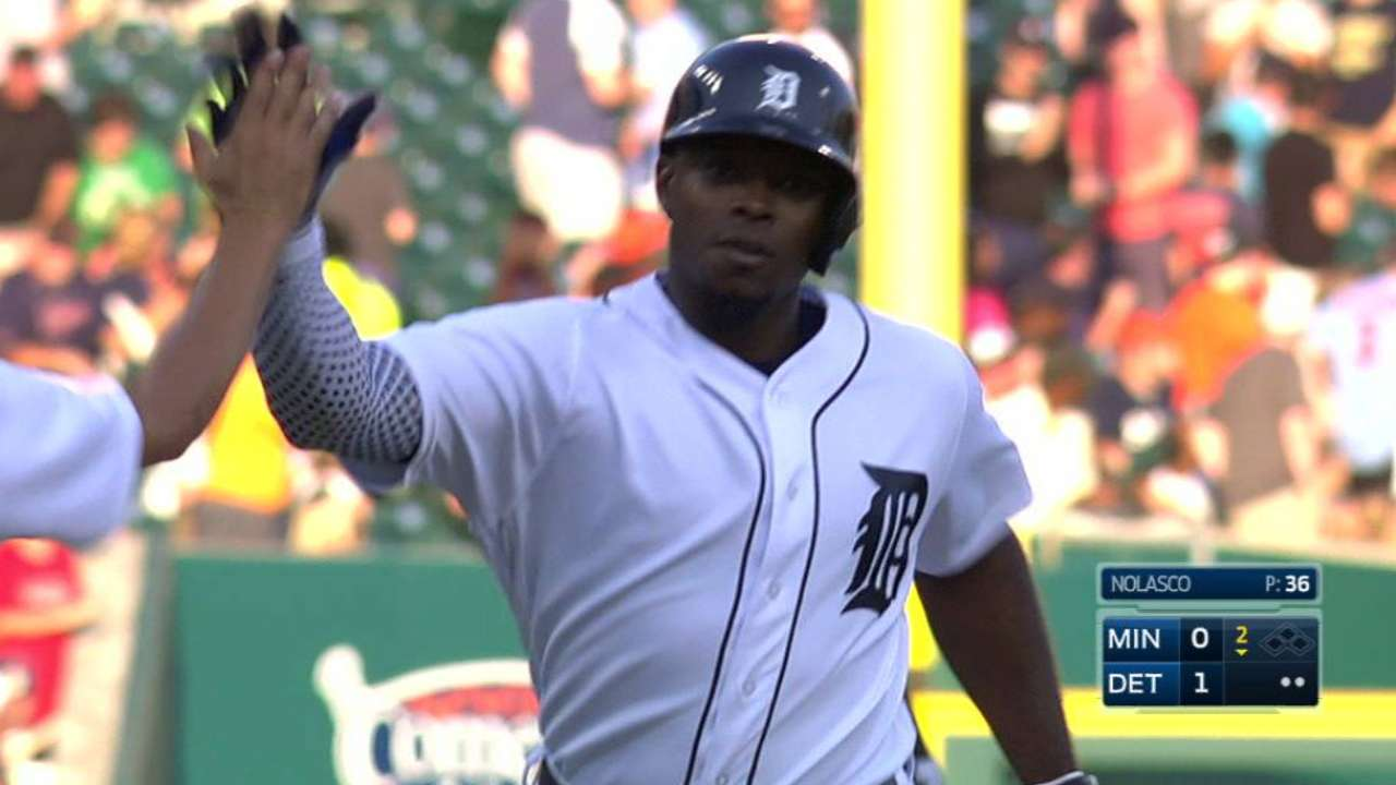 Boyd, Upton power Tigers past Twins