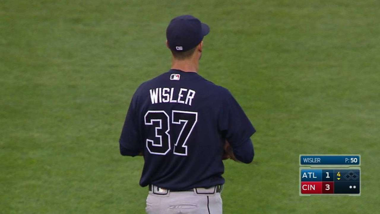 Wisler strikes out Duvall