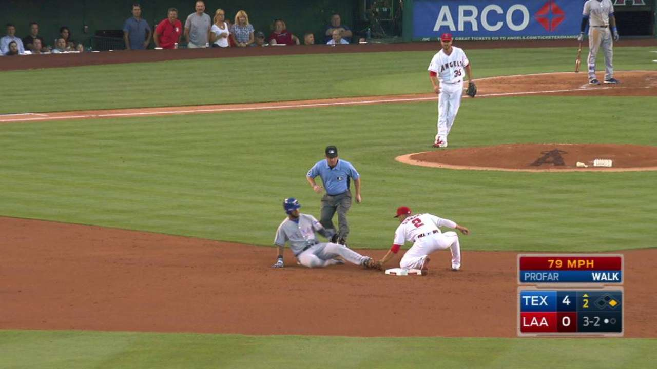 Angels turn two in the 2nd