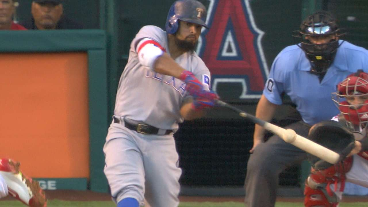 Rangers go back-to-back in 1st