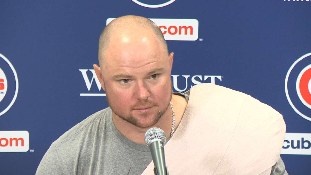 Lester on big win vs. Mets