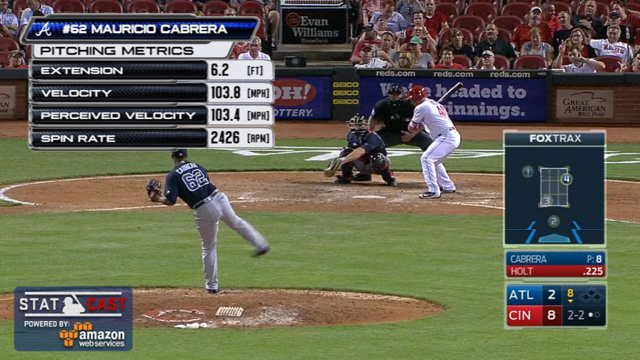 Cabrera has first chance to show resiliency