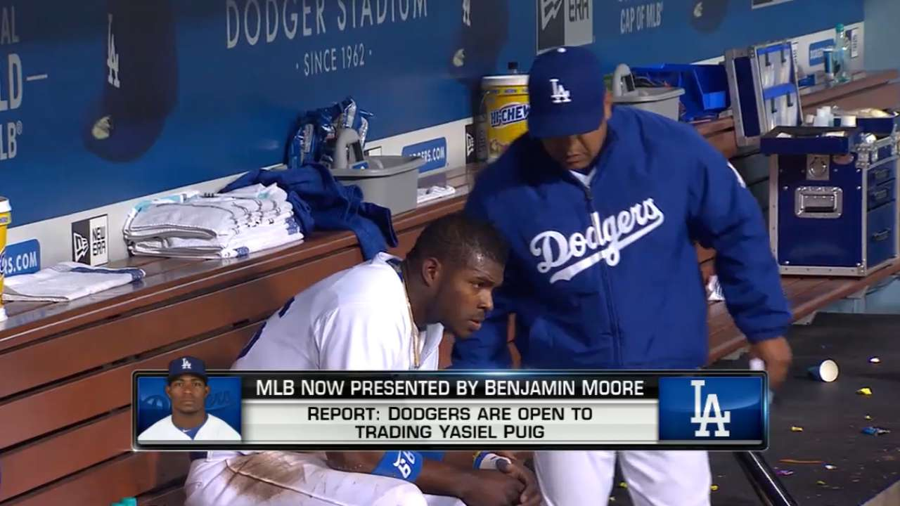 MLB Now on the Dodgers' plans