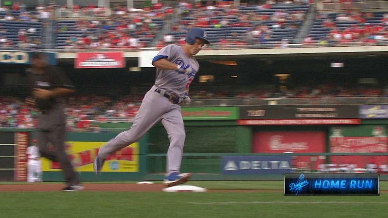 Utley, Kazmir fuel Dodgers' win over Nationals