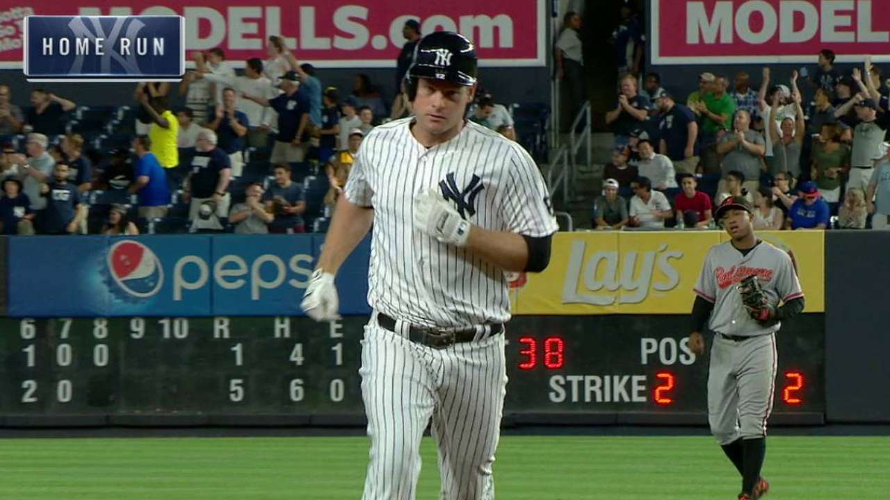 Yankees grant Headley an 'excused absence'