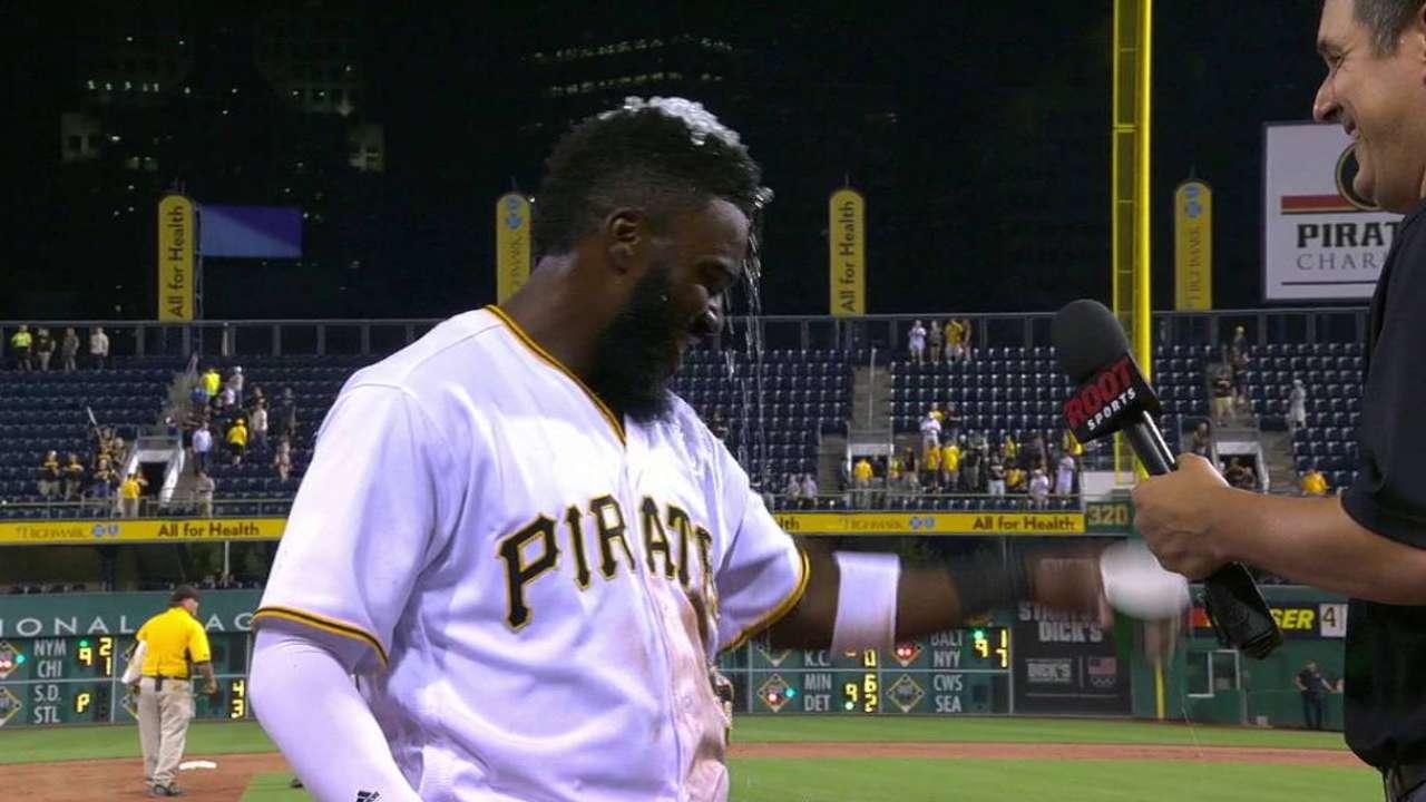 Harrison on Pirates' walk-off