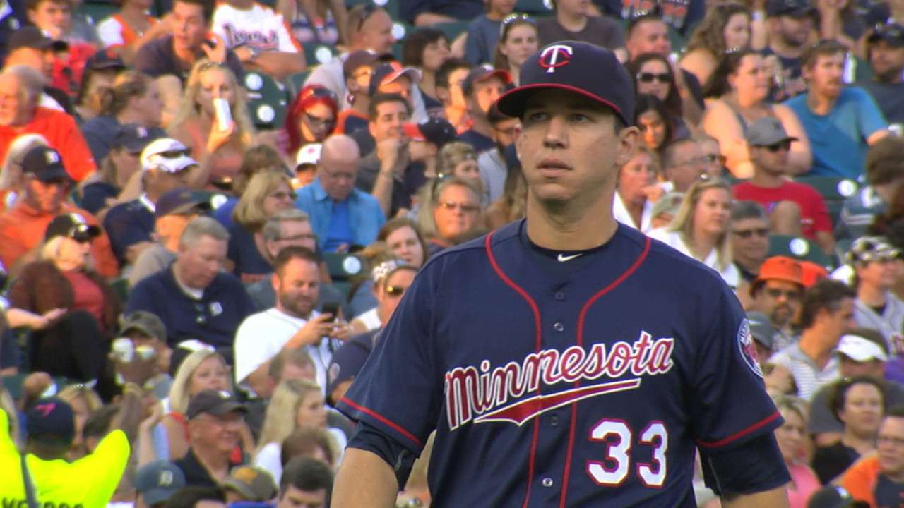 Milone among five outrighted by Twins