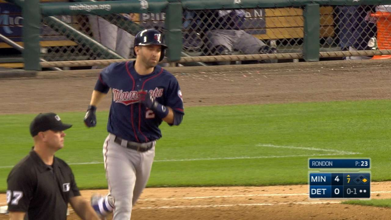 Milone dominates for 8, Twins hold off Tigers in 9th