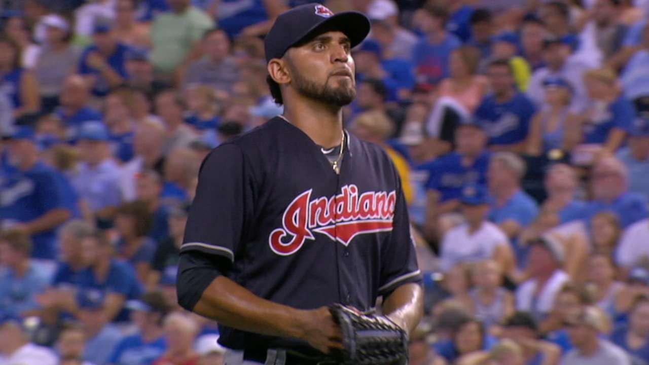 Salazar is picture of health in win over Royals