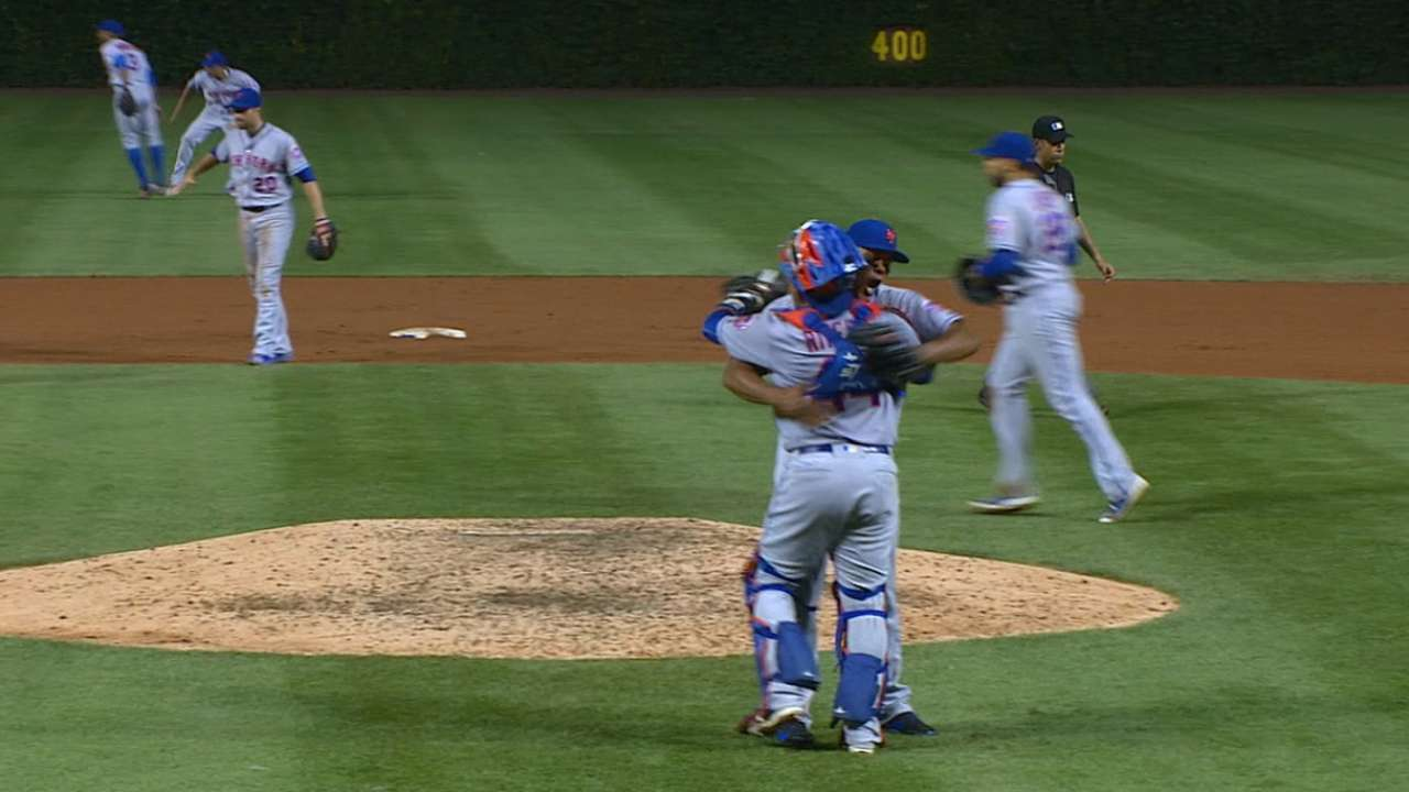 Bases loaded, no outs: Mets snub Cubs