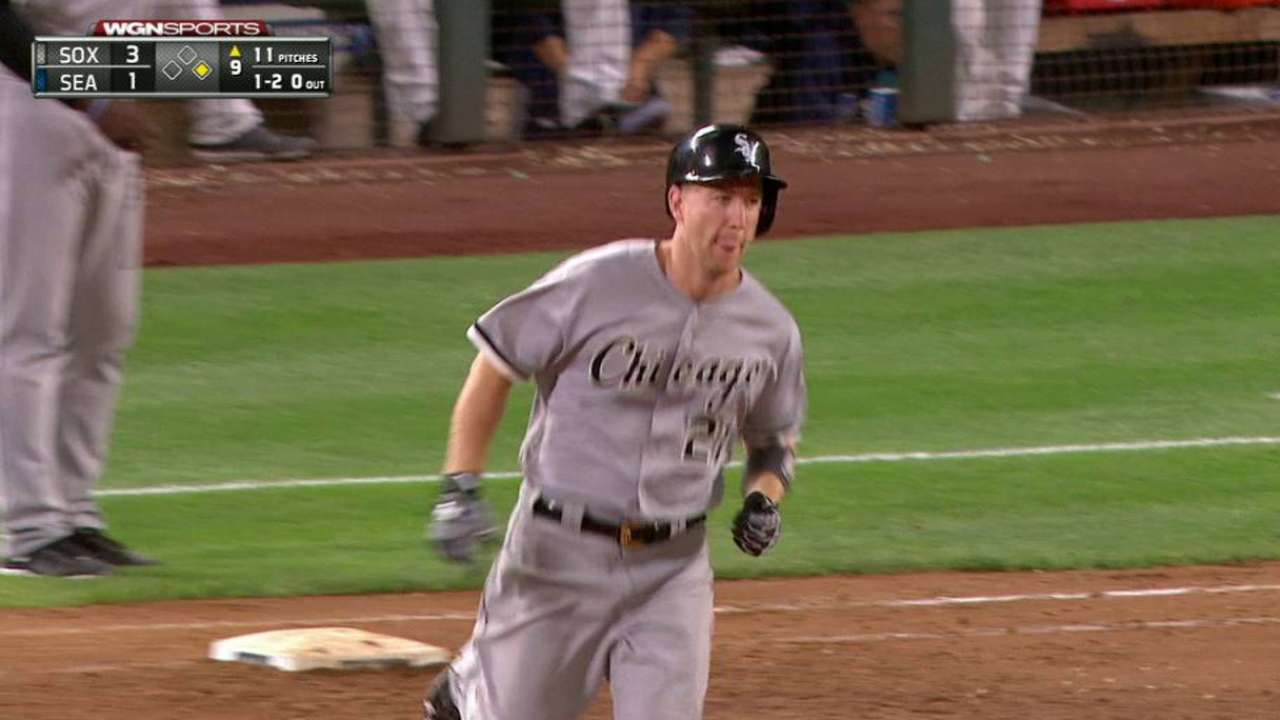 Frazier crushes his 27th homer