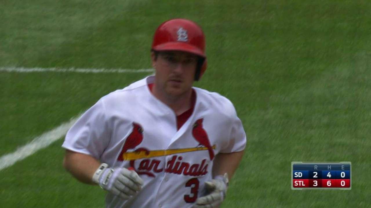 Gyorko's two-run homer
