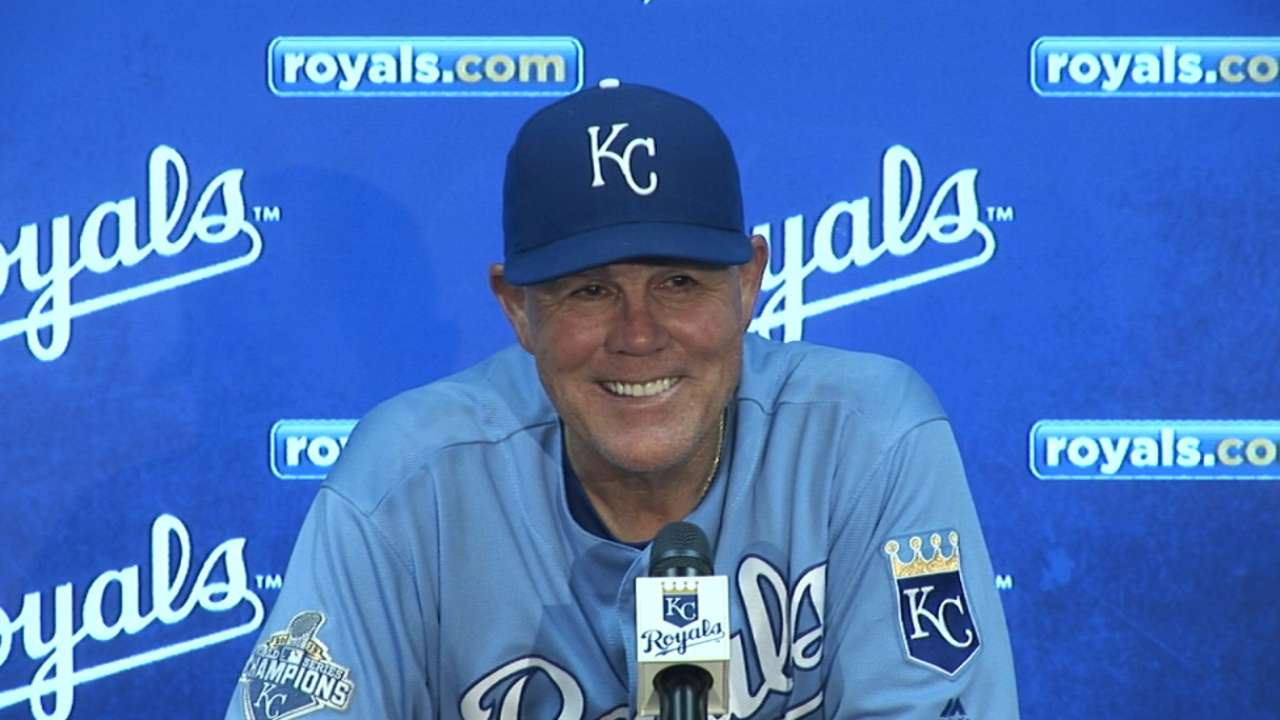 Royals' quest to repeat is no easy feat