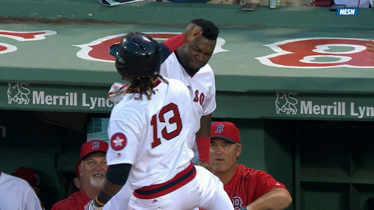 Hanley smacks stack of throwback jacks