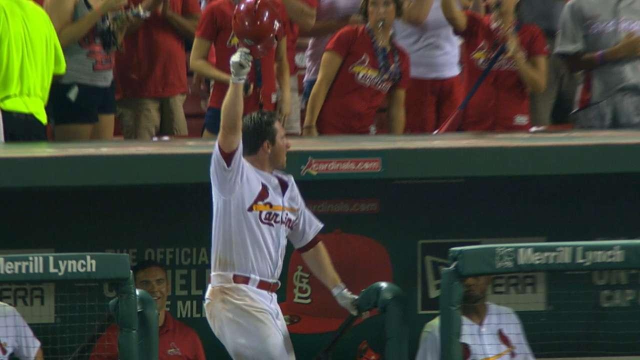 Gyorko's three-homer double dip