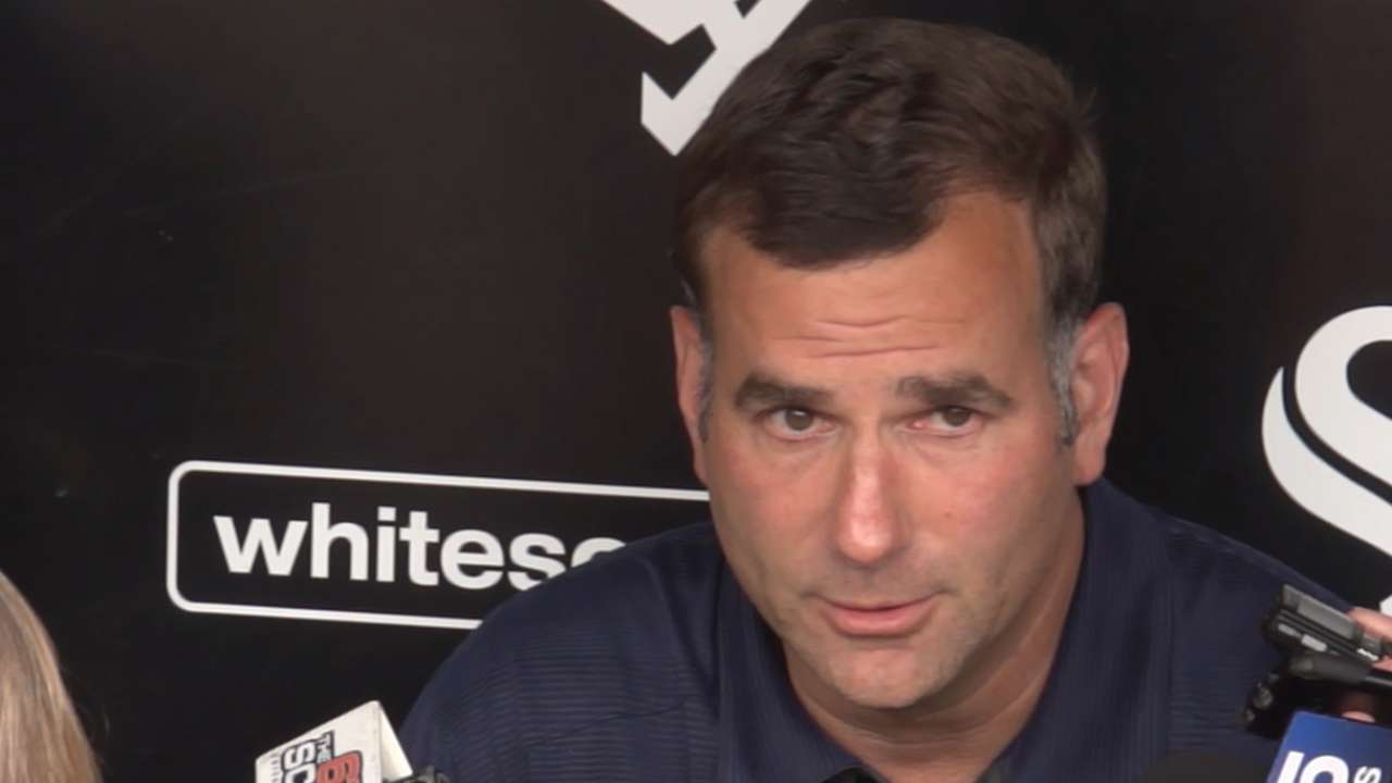 White Sox prepared to trade for long-term help