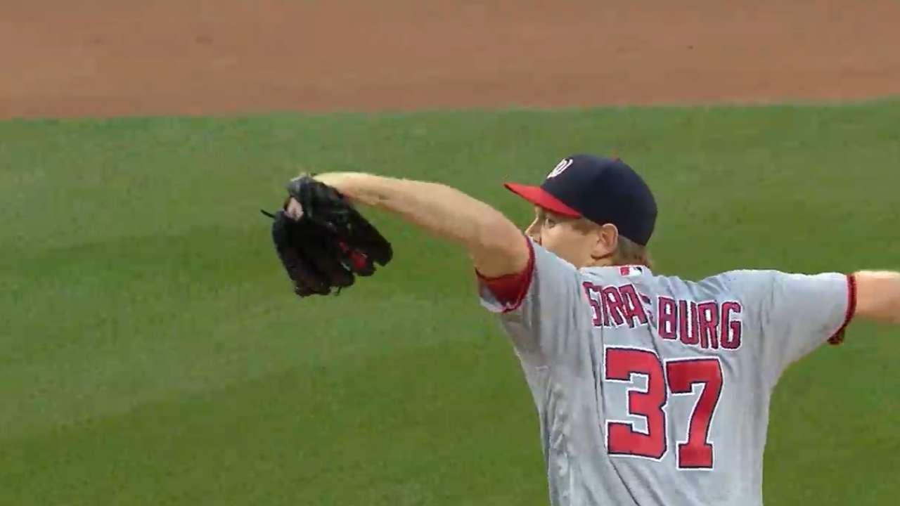 Max Scherzer joins MLB Central