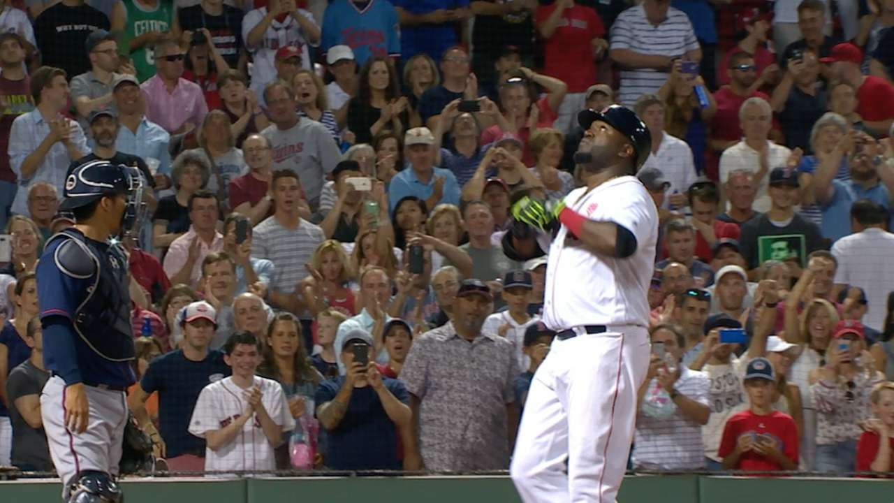 Griffey: Ortiz 'absolutely' Hall of Fame worthy