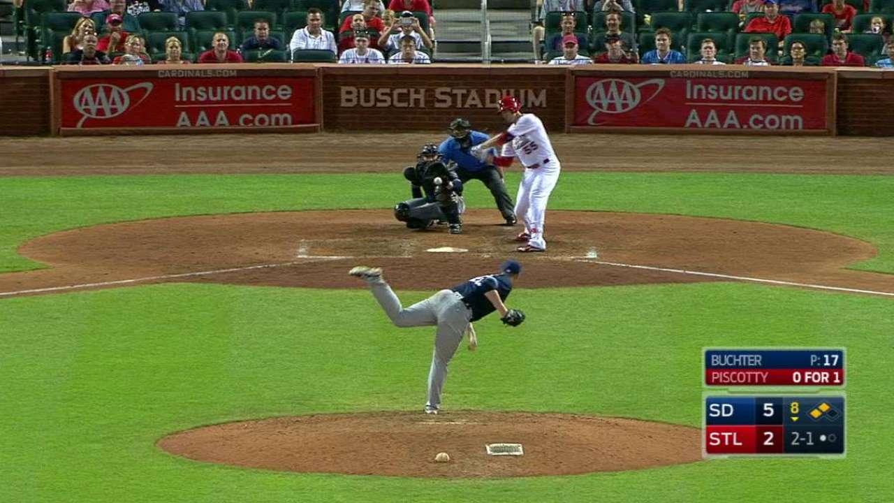 Piscotty's game-tying home run