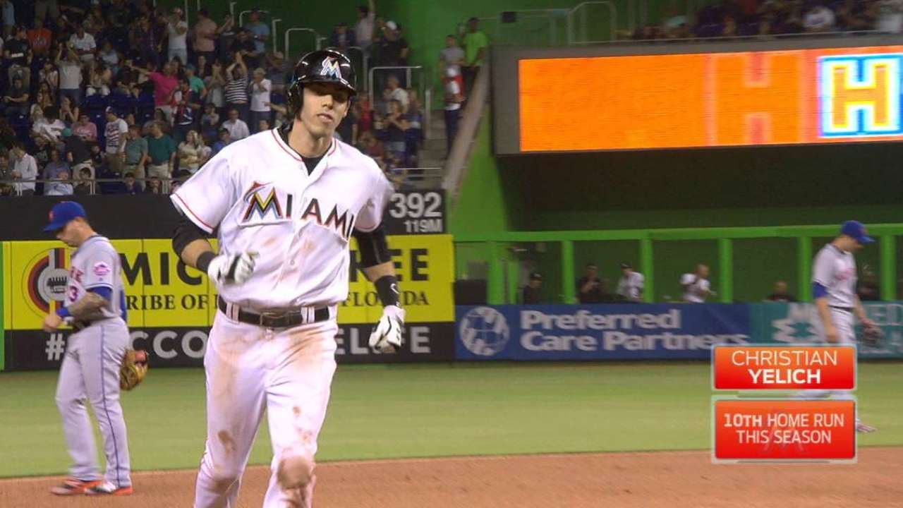 With power emerging, Yelich an even bigger threat