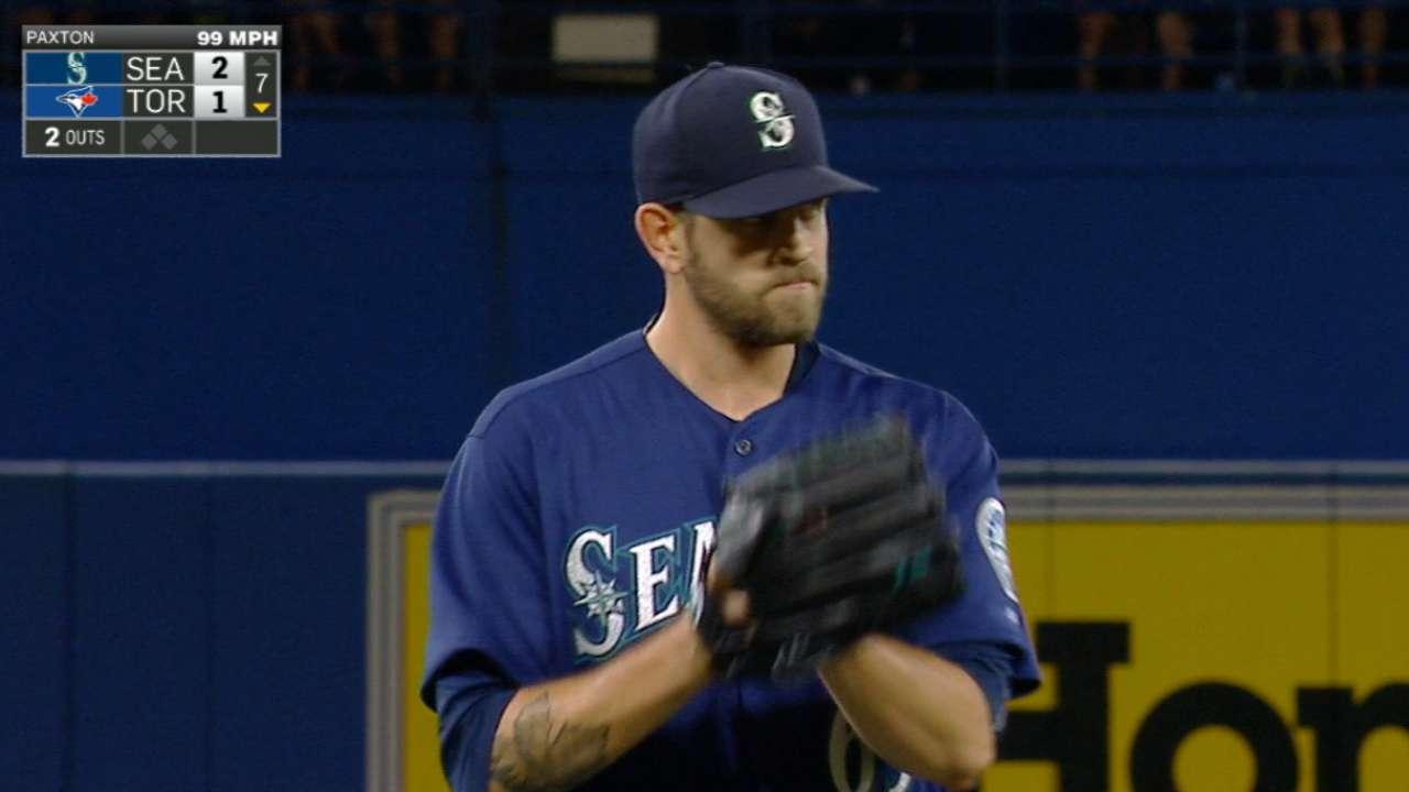 Twister: Paxton spins big-time curveball, K's 9