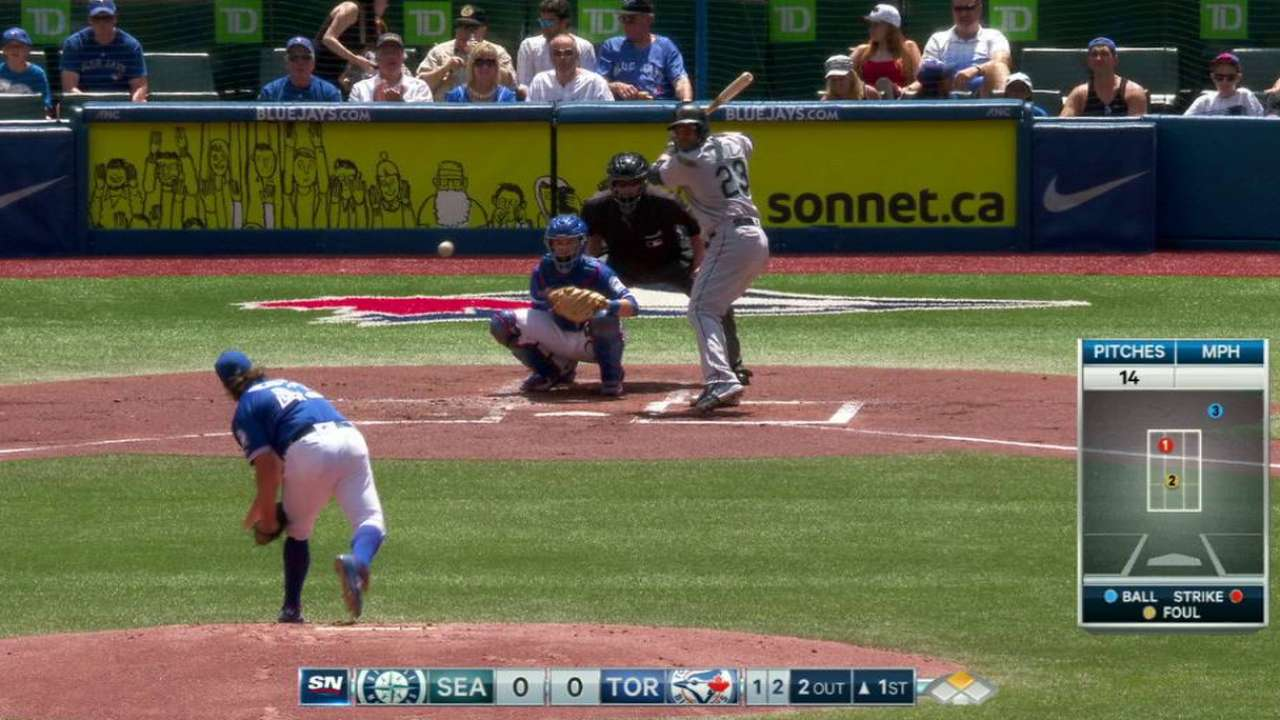 Dickey's HR issues continue in rough outing