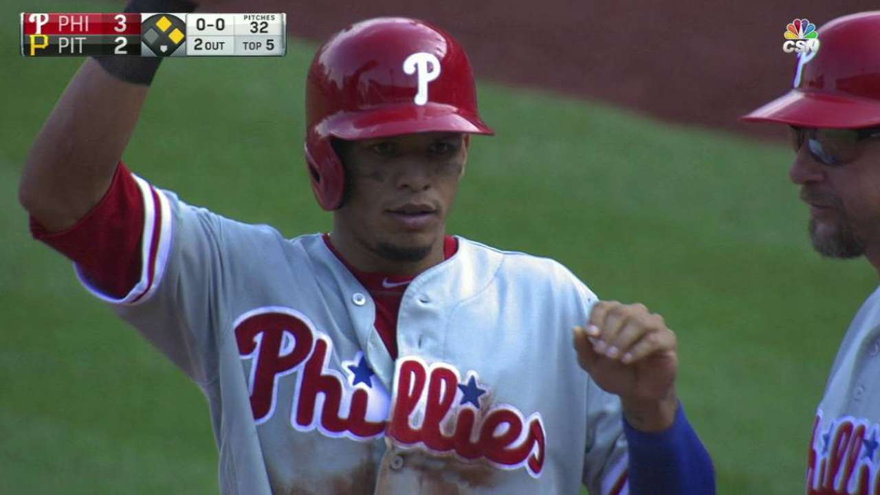 Phillies miss out, can't pick up Nola in Pittsburgh