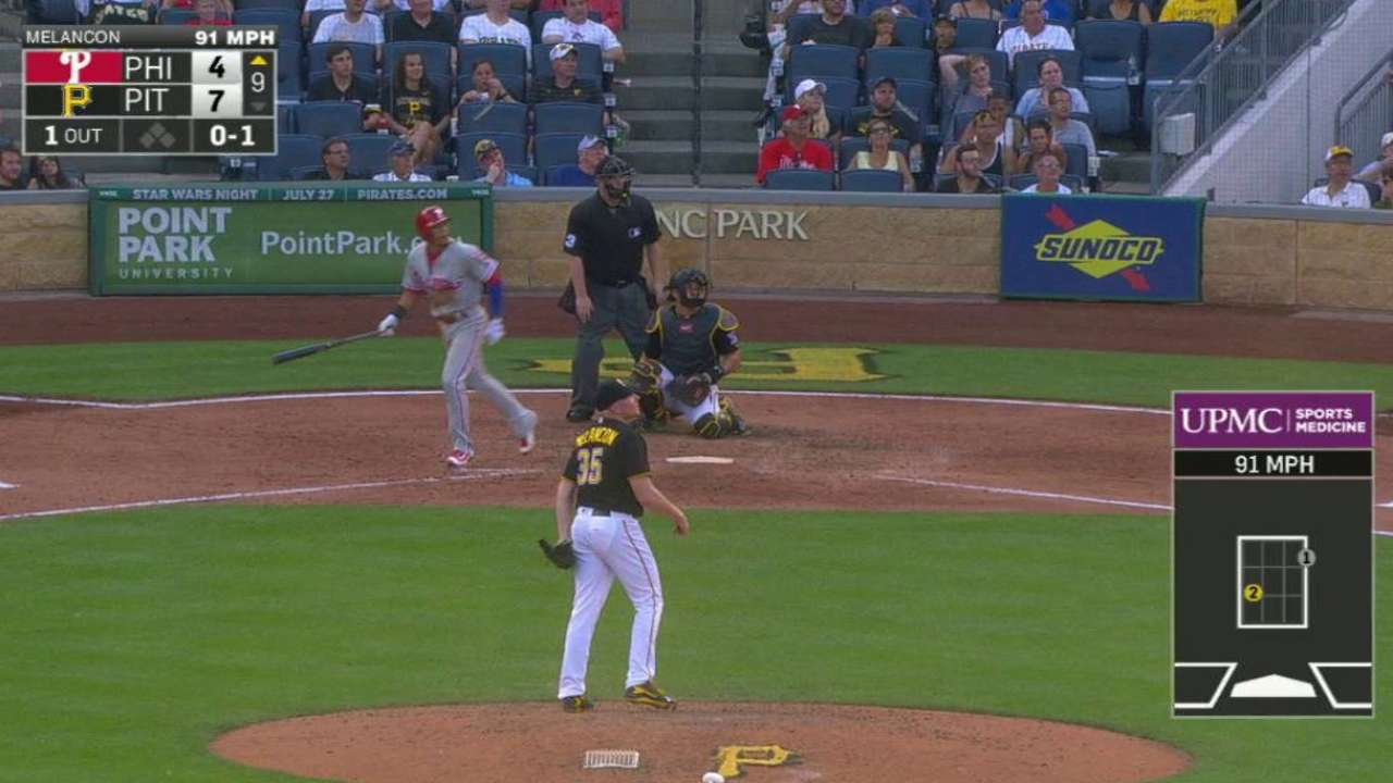 Ball ruled foul, call stands