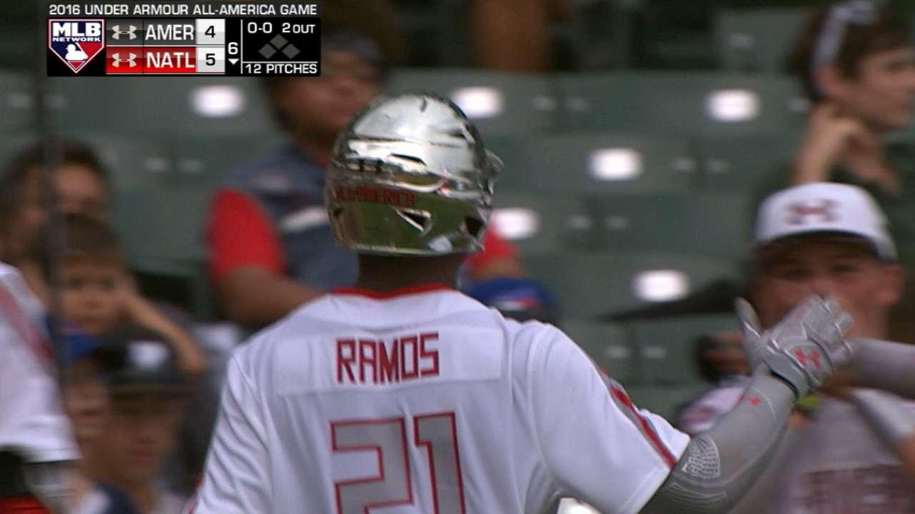 Ramos' solo homer