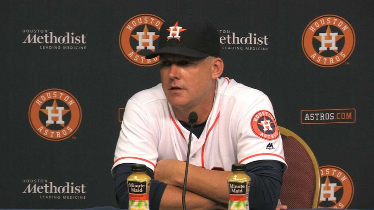 Gattis' two homers power Astros past Angels