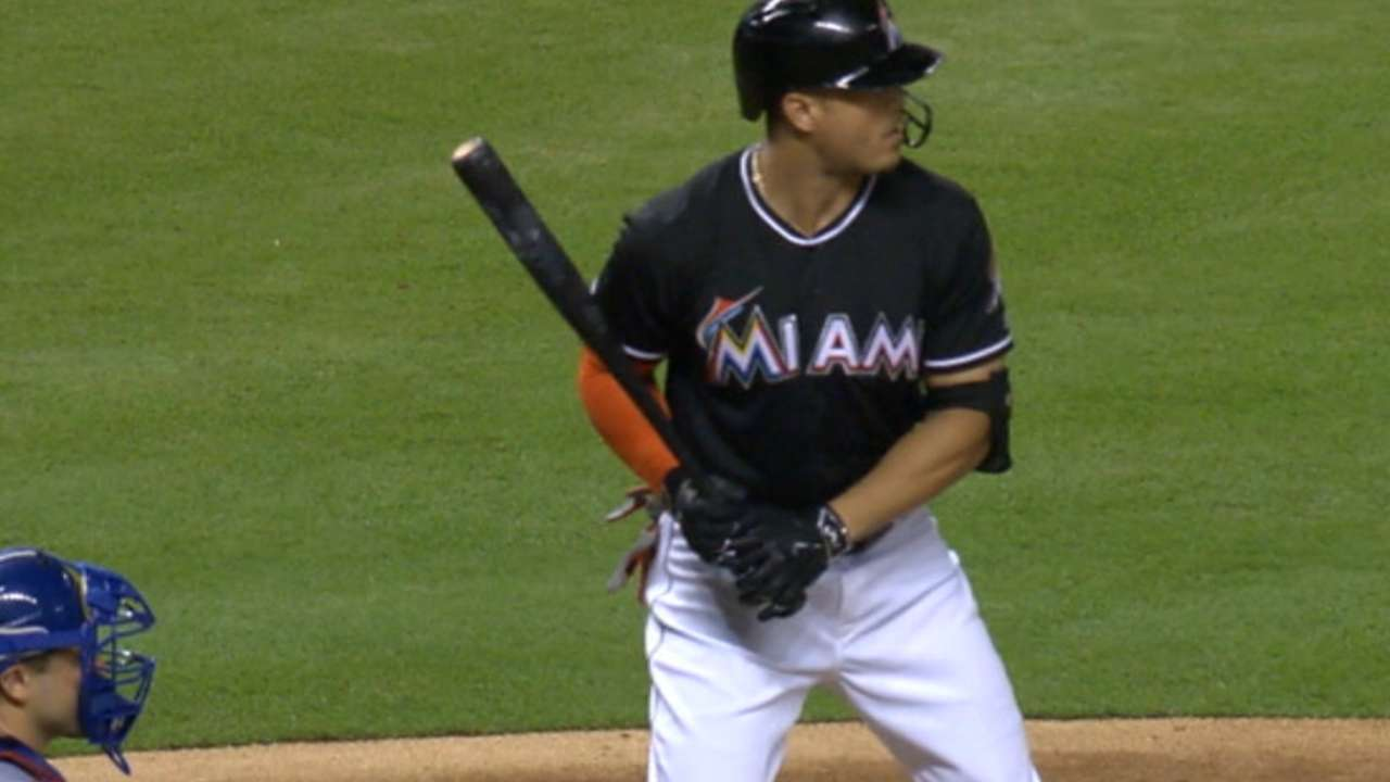 Stanton, Fernandez too much for Mets to handle