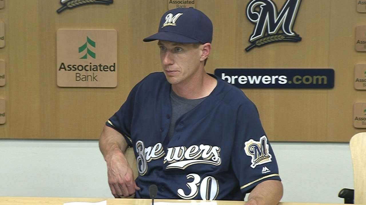 Counsell on Nieuwenhuis' game
