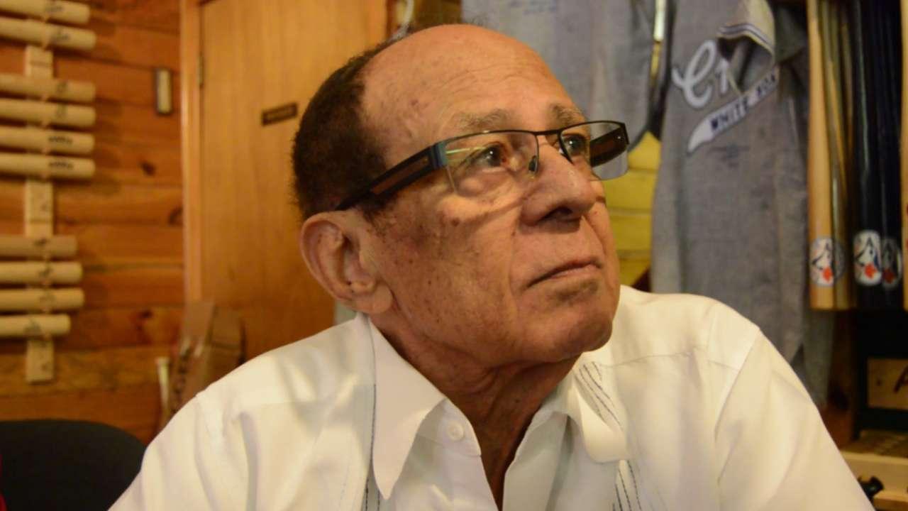 Luis Aparicio anhela ver a más latinos en el Salón de la Fama