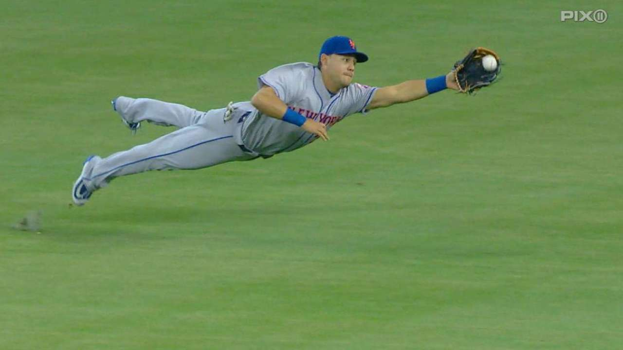 Mets 3, Marlins 0: Michael Conforto Looks Solid in Center Field…