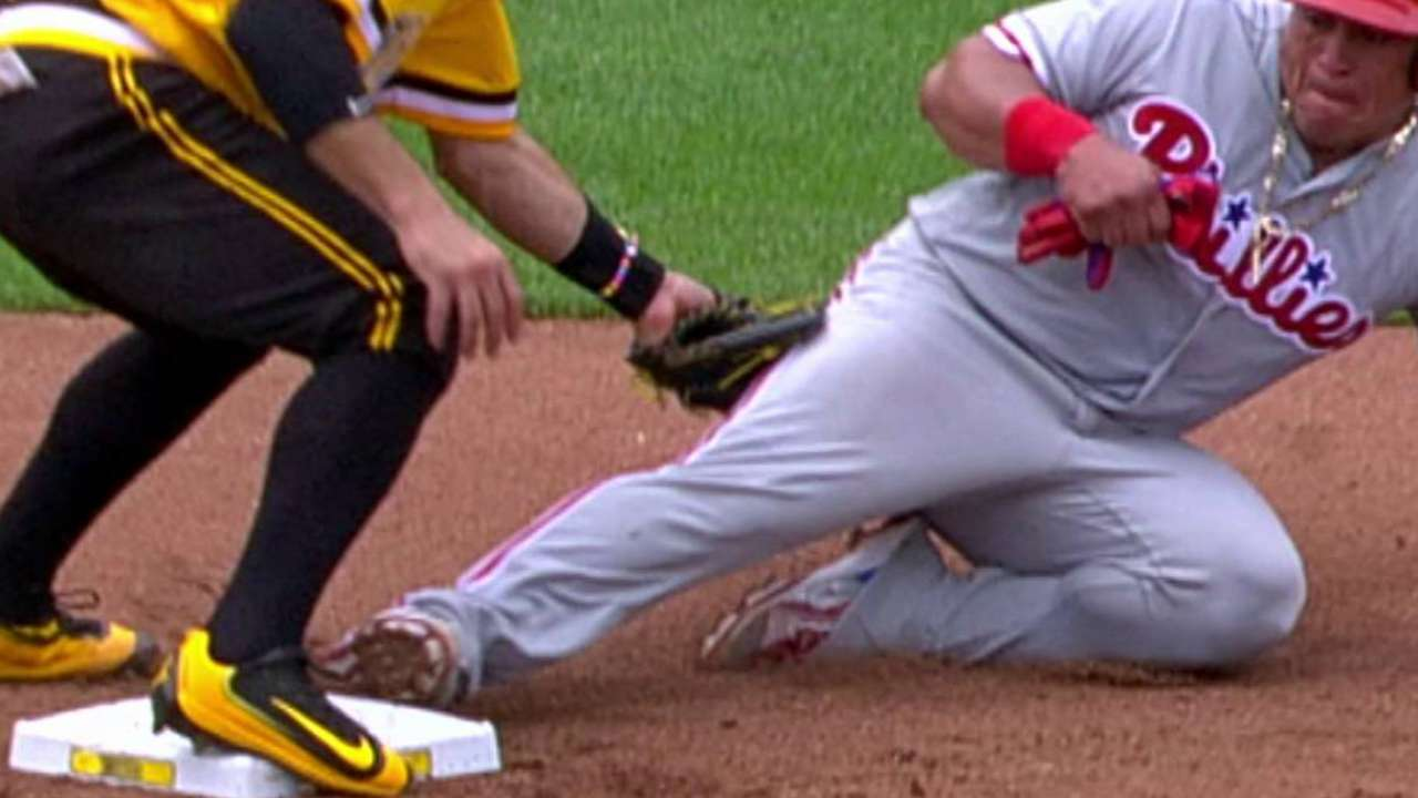 Call overturned in 3rd