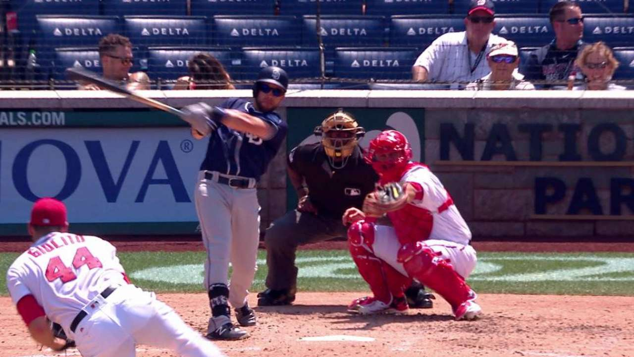 Schimpf's RBI single