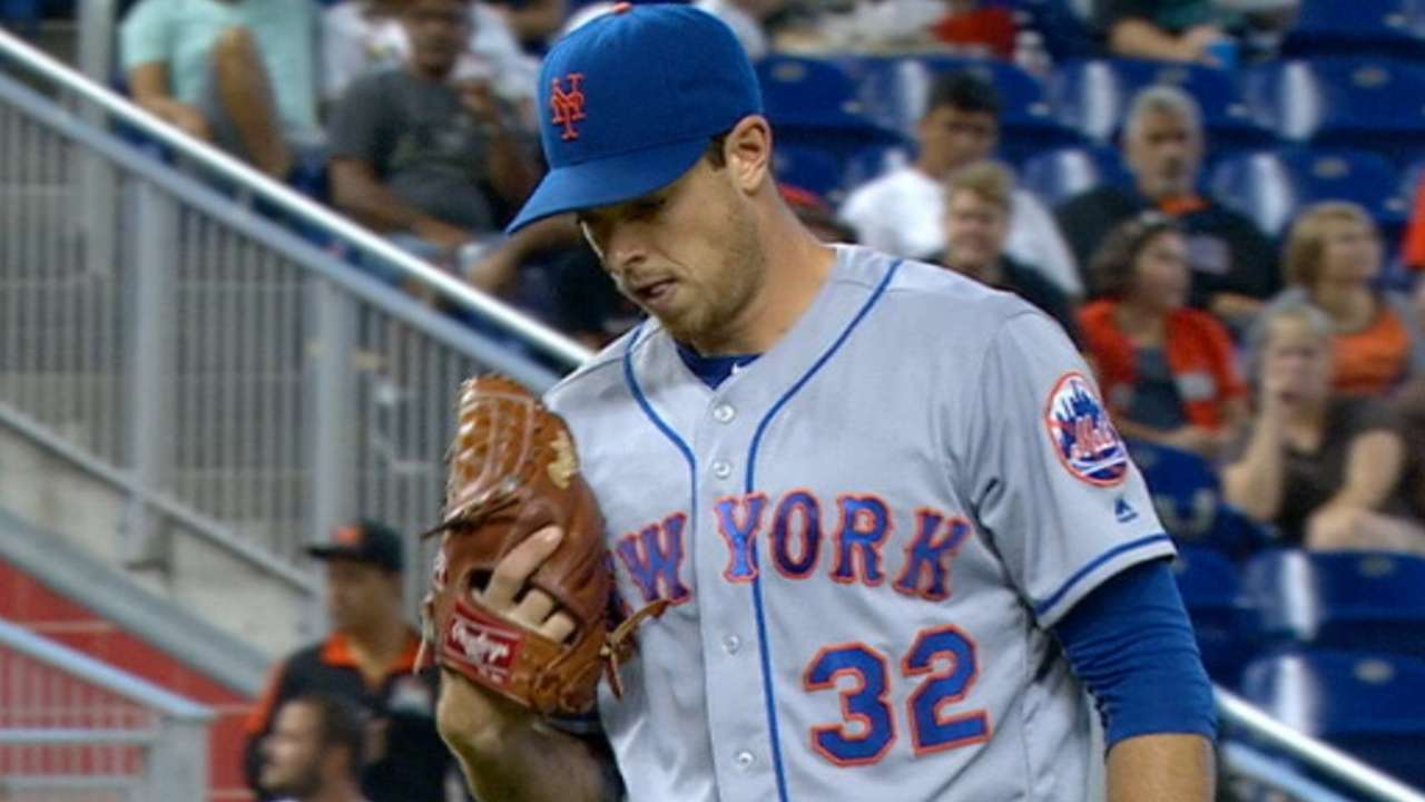Mets take crucial series in Miami behind Matz