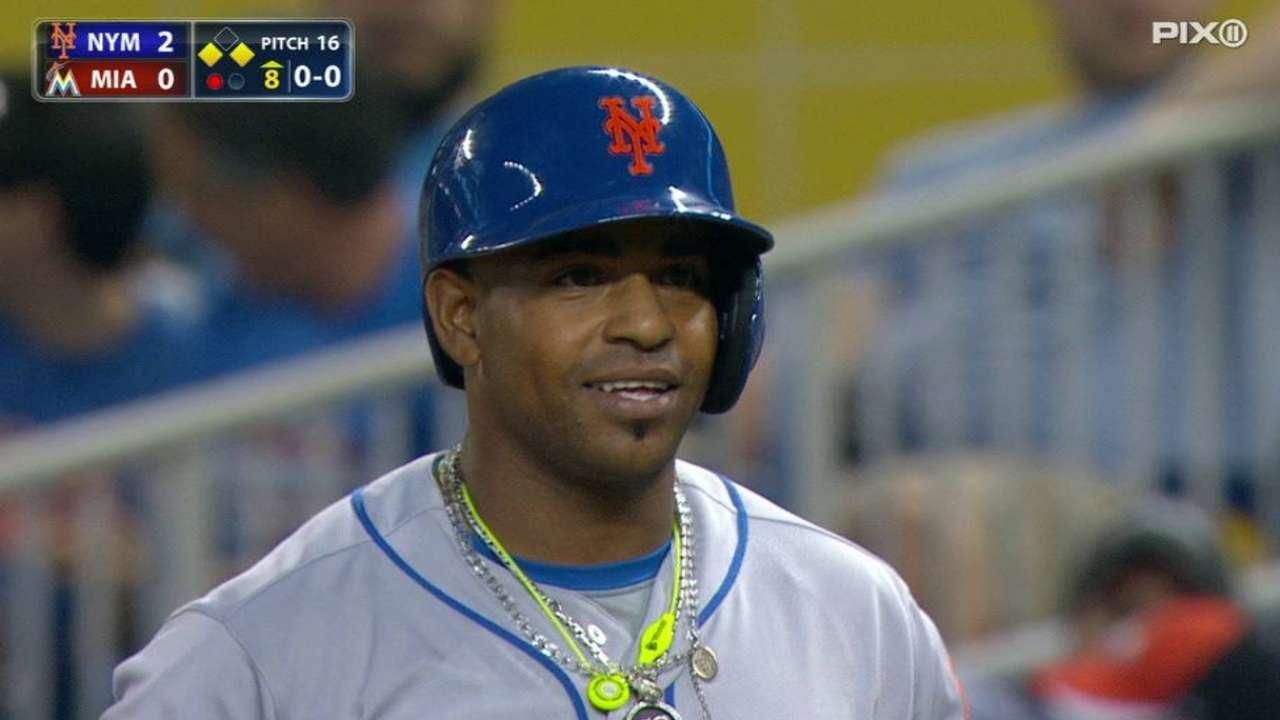 Mets se llevaron la serie en Miami detrás de Matz