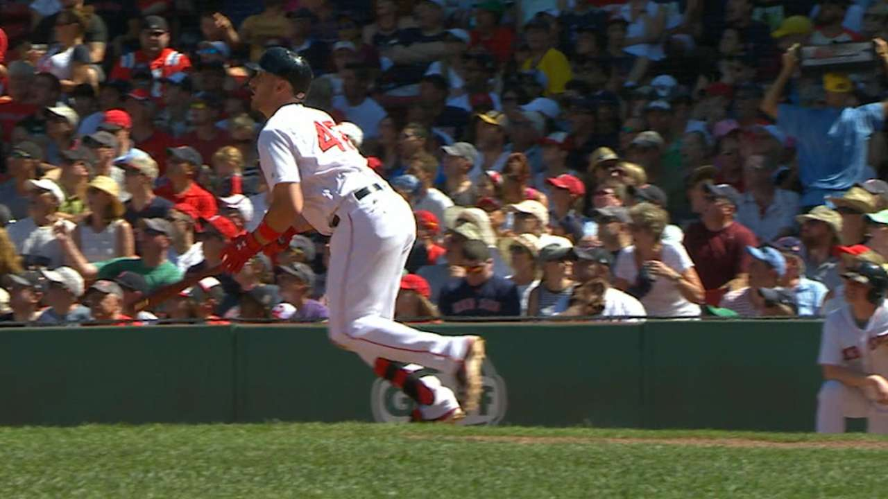 Porcello 10-0 at home as Sox fend off Twins