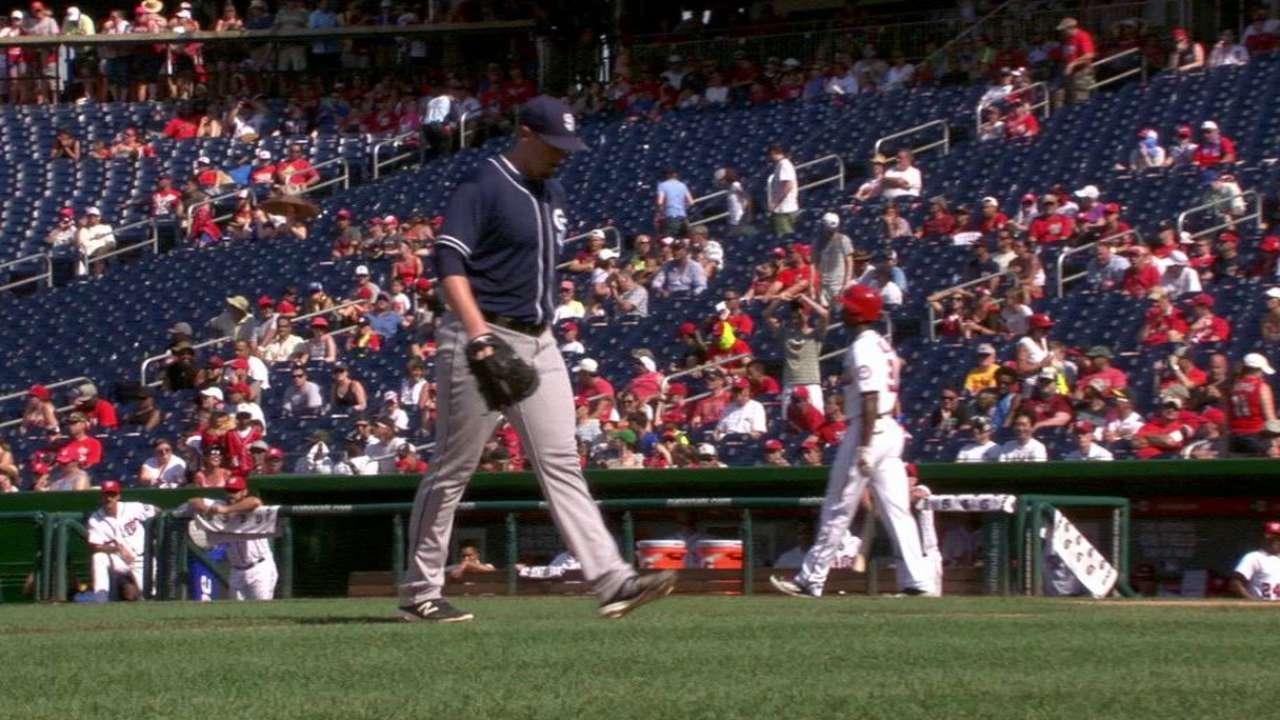 Buchter's key strikeout