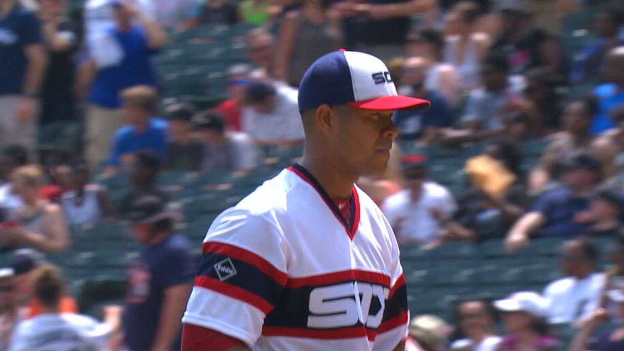 Quintana's gem couldn't come at better time