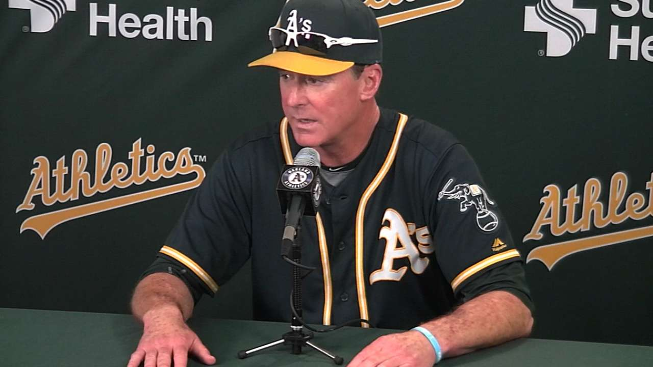 Melvin on 3-2 win over Rays