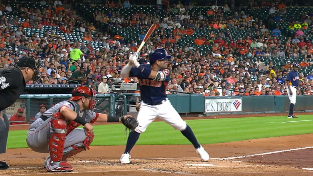 Must C: Altuve's two homers