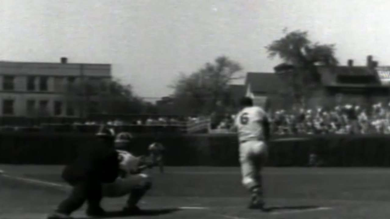 Musial's 3,000th hit