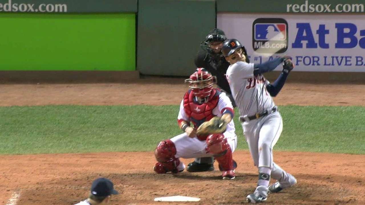 Iglesias' two-run homer