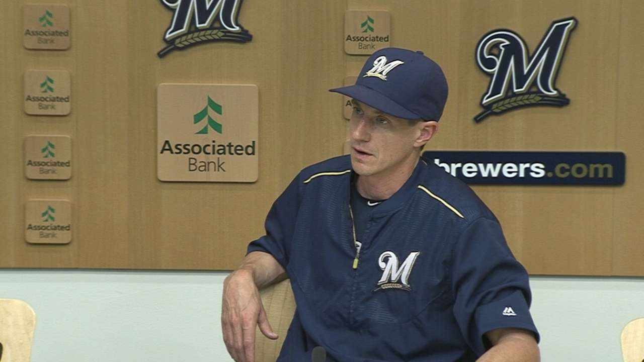 Counsell talks win over D-backs