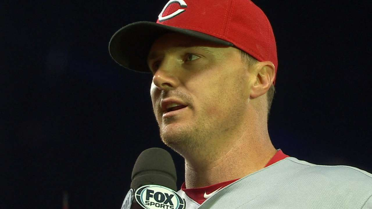 Bruce on two-homer game